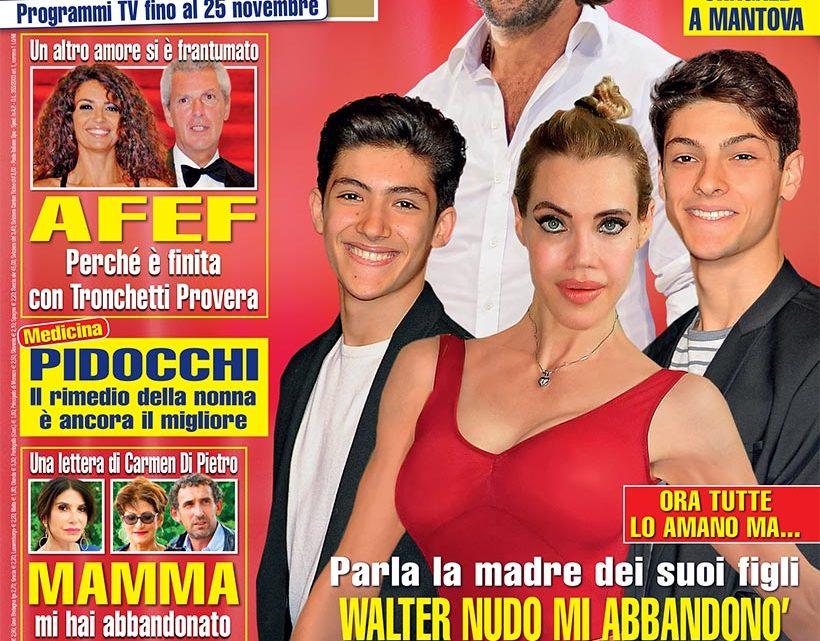 DIPIU' n. 47/2018 – Reality: Carmen Di Pietro contro la madre